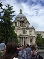St. Paul's Cathedral (via K. Emmons)