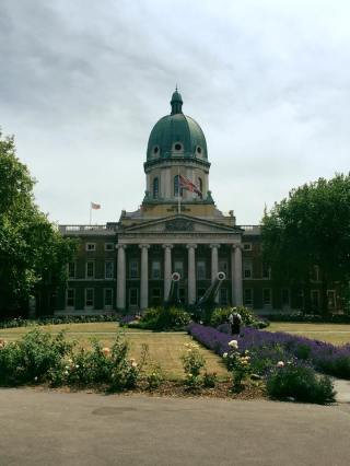 Imperial War Museum building (via K. Emmons)