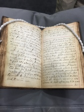 17th Century journal (via K. Emmons)