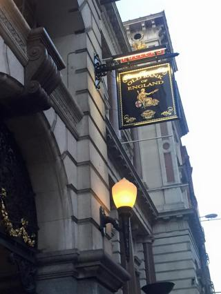 The Old Bank of England pub (via K. Emmons)